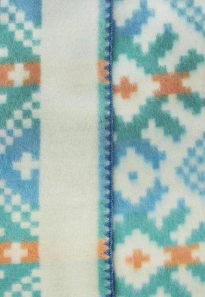 Одеяло 2-спальное Arloni. Цвет: голубой