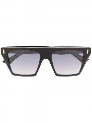 Солнцезащитные очки Kingsman Frame Cutler & Gross. Цвет: черный