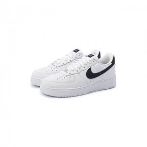 Кеды Air Force 1 07 Craft NikeLab. Цвет: белый