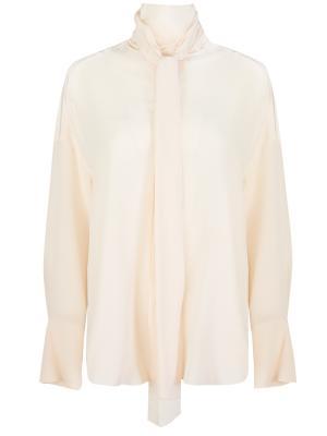 Блуза шелковая CHLOE