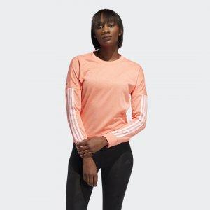 Лонгслив для бега Response Performance adidas. Цвет: none
