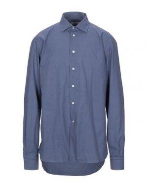 Pубашка BRIO. Цвет: синий