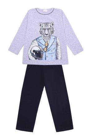 Пижама с принтом LA PERLA