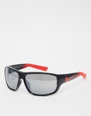 Солнцезащитные очки Mercurial 8.0 Nike. Цвет: черный