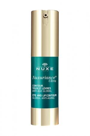 Комплексный антивозрастной гел Nuxe. Цвет: белый