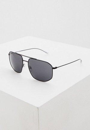 Очки солнцезащитные Emporio Armani EA2097 301487. Цвет: черный