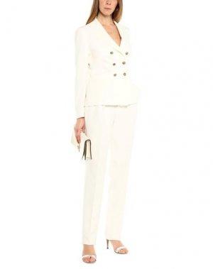 Классический костюм TAGLIATORE 02-05. Цвет: белый