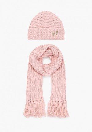 Комплект Landre. Цвет: розовый