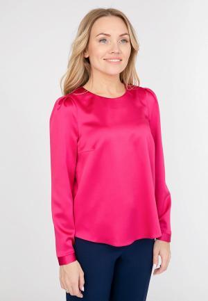 Блуза Akimbo. Цвет: розовый