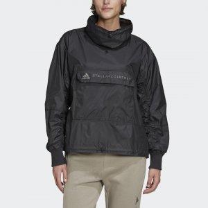 Анорак Tech by Stella McCartney adidas. Цвет: черный