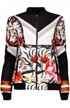 Куртка Clover Canyon. Цвет: разноцветный