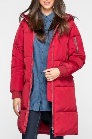Куртка Joins. Цвет: bordeaux