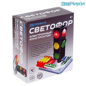 Электронный конструктор Эврики