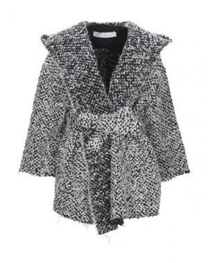 Пальто IRO. Цвет: серый