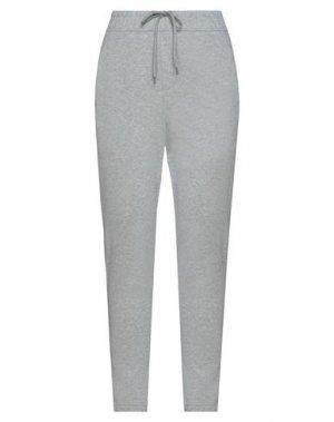 Повседневные брюки JAMES PERSE. Цвет: серый