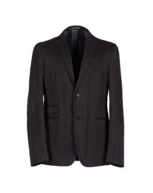 Пиджак CARAMELO. Цвет: стальной серый