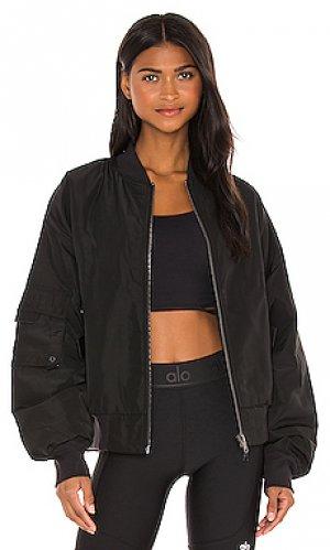 Куртка it girl alo. Цвет: черный