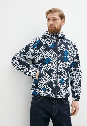 Куртка Michael Kors. Цвет: разноцветный