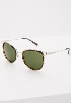 Очки солнцезащитные Michael Kors MK1025 120071. Цвет: серебряный