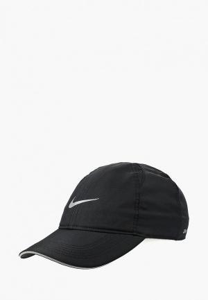 Бейсболка Nike FEATHERLIGHT RUNNING CAP. Цвет: серый