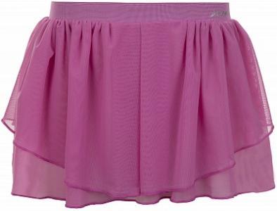 Юбка для девочек , размер 152 Demix. Цвет: розовый