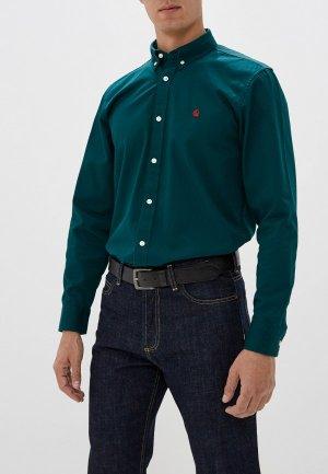 Рубашка Carhartt Madison. Цвет: зеленый