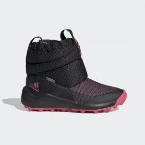 Сапоги RapidaSnow Performance adidas. Цвет: черный