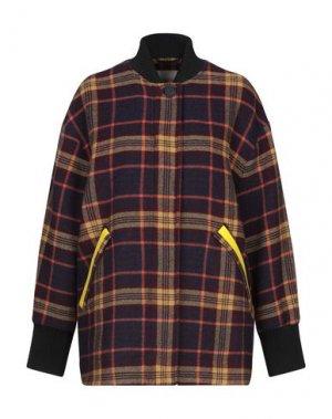 Куртка MOMONÍ. Цвет: хаки