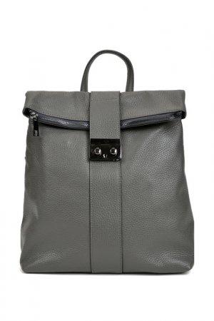 Backpack Isabella Rhea. Цвет: gray