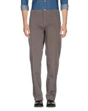 Повседневные брюки ARMATA DI MARE. Цвет: серый