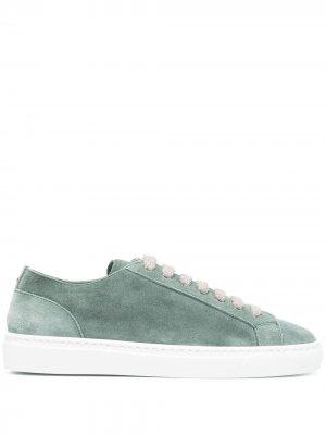 Doucals кроссовки на шнуровке Doucal's. Цвет: зеленый