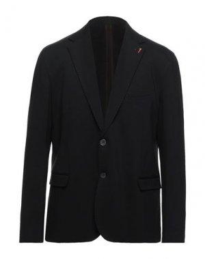 Пиджак MULISH. Цвет: черный