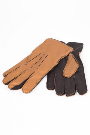 Перчатки Billionaire. Цвет: коричневый
