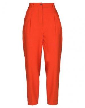 Повседневные брюки ATTIC AND BARN. Цвет: оранжевый
