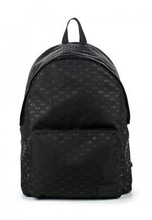 Рюкзак Armani Exchange. Цвет: черный