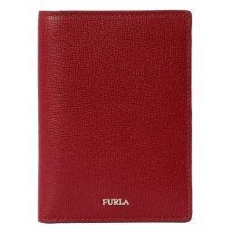 Обложка для паспорта LINDA S PASSPORT HOLDER бордовый FURLA