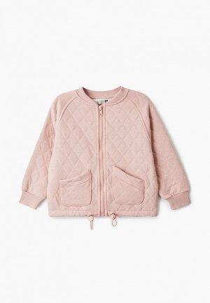 Олимпийка Sela Exclusive online. Цвет: розовый