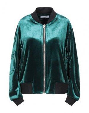 Куртка GAëLLE Paris. Цвет: темно-зеленый