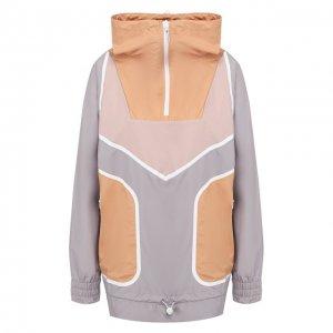 Анорак adidas by Stella McCartney. Цвет: разноцветный