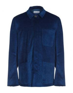 Пиджак UMIT BENAN. Цвет: ярко-синий