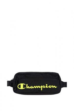 Сумка на пояс Belt Bag Champion. Цвет: черный