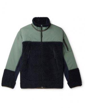 Куртка J.CREW. Цвет: темно-синий