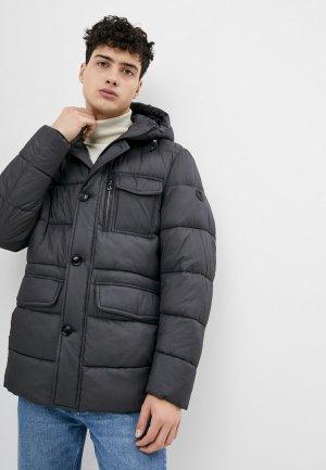 Куртка утепленная Joop!. Цвет: серый