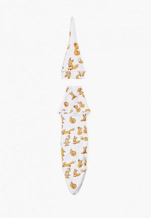 Пеленка Bekids. Цвет: белый