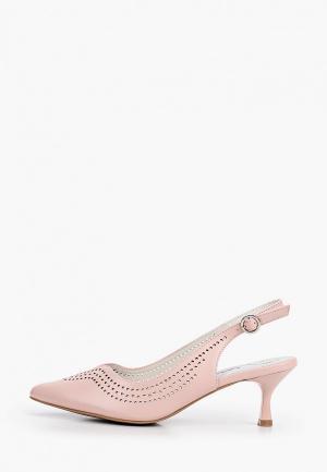 Туфли Betsy. Цвет: розовый