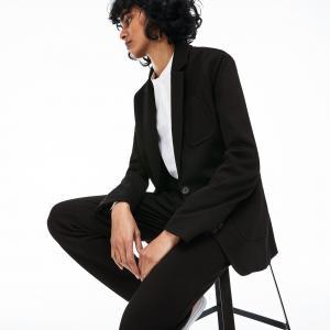 Пиджак Lacoste. Цвет: черный