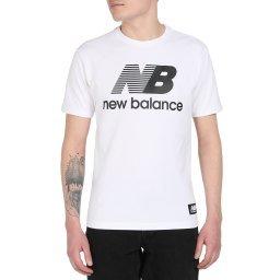 Футболка MT01518 молочно-белый NEW BALANCE