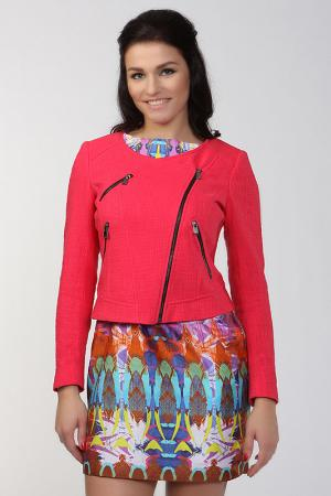 Куртка AC Alba Conde. Цвет: розовый