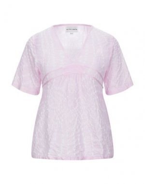 Блузка ANTIK BATIK. Цвет: светло-фиолетовый