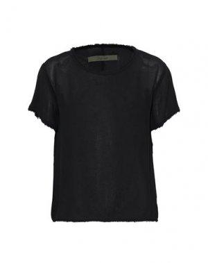 Блузка ENZA COSTA. Цвет: черный